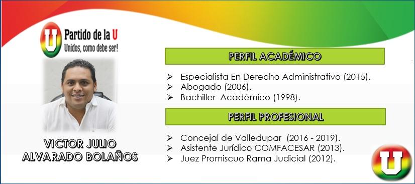 VICTOR ALVARADO 1